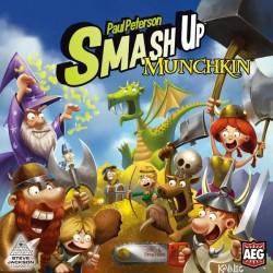 Smash Up! Munchkin