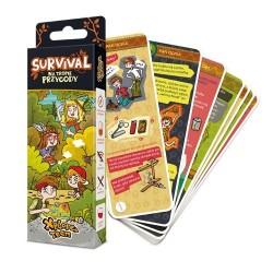 CzuCzu: Xplore Team Survivial - Na tropie przygody