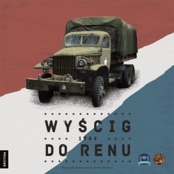 1944 Wyścig do Renu + dodatek Red Ball Express