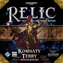 Relic - Tajemnice Sektora Antian Komnaty Terry