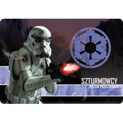 Imperium Atakuje Szturmowcy, Zestaw przeciwnika