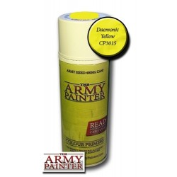 ARMY PAINTER PRIMER DAEMONIC YELLOW (spray)