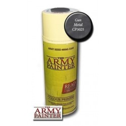 ARMY PAINTER PRIMER GUN METAL (spray)