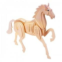 Łamigłówka drewniana Gepetto - Koń (Horse)