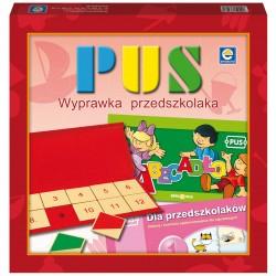 PUS Wyprawka Przedszkolaka - Zestaw Kontrolny PUS i 2 książeczki