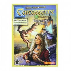 Carcassonne Księżniczka i Smok (druga edycja)
