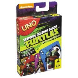 UNO Żółwie Ninja - gra karciana