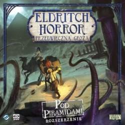 Eldritch Horror: Przedwieczna Groza: Pod Piramidami