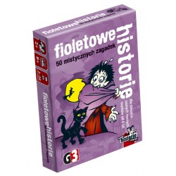 Fioletowe Historie (mistyczne zagadki)