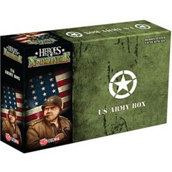 Heroes of Normandie: U.S. Army Box (edycja polska)