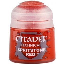 Technical: Spiritstone Red 12ml