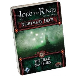 Lord of The Rings LCG: The Dead Marshes Nightmare Deck