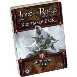 Lord of The Rings LCG: Redhorn Gate Nightmare Deck