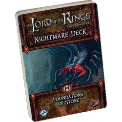Lord of The Rings LCG: Foundations of Stone Nightmare Deck