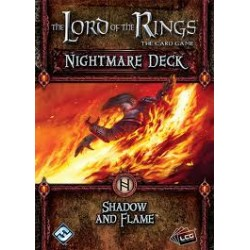 Lord of The Rings LCG: Shadow and Flamer Nightmare Deck