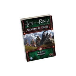 Lord of The Rings LCG: The Road Darkens Nightmare Decks