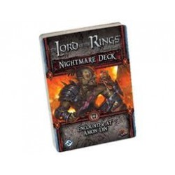 Lord of The Rings LCG: Encounter at Amon Din Nightmare Deck