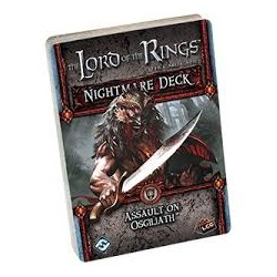 Lord of The Rings LCG: Assault on Osgiliath Nightmare Deck