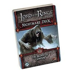 Lord of The Rings LCG: The Blood of Gondor Nightmare Deck