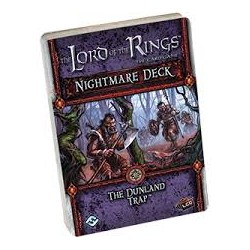 Lord of The Rings LCG: The Dunland Trap Nightmare Deck