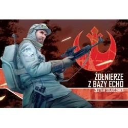 Star Wars: Imperium Atakuje Żołnierze z Bazy Echo