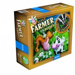Super Farmer De Luxe i Borsuk