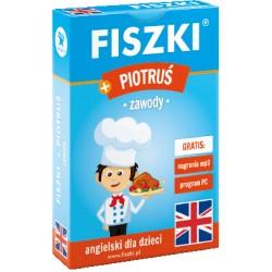 Angielski Fiszki plus Gra Piotruś - Zawody