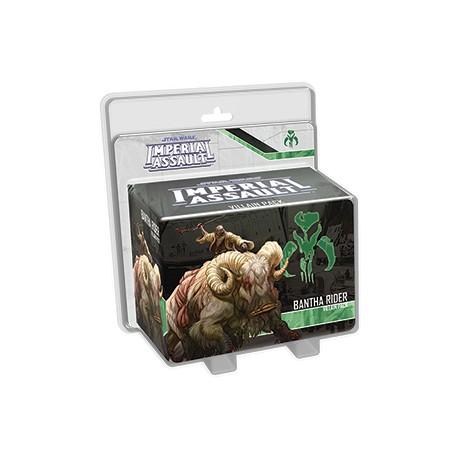 Imperial Assault: Bantha Rider Villain Pack