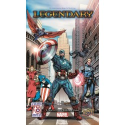 Legendary: Captain America 75th Anniversary