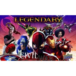 Legendary: Secret Wars Vol 1 Exp