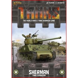 TANKS: American Sherman Tank Expansion