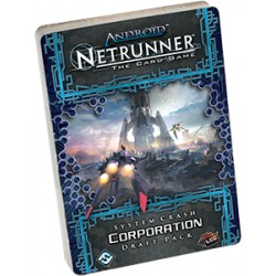 System Crash Corporation Draft Pack - Netrunner LCG