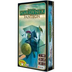 7 Cudów Świata: Pojedynek- Panteon