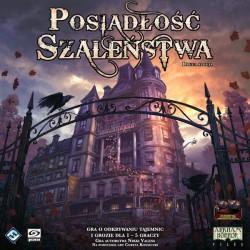 Posiadłość Szaleństwa (druga edycja) - gra planszowa