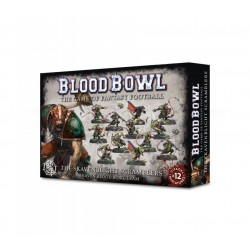 Blood Bowl: The Skavenblight Scramblers
