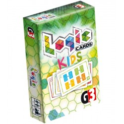 Logic Cards - Kids