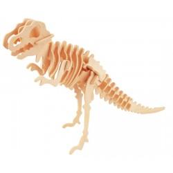 Łamigłówka drewniana Gepetto Tyranozaur (Tyrannosaurus)