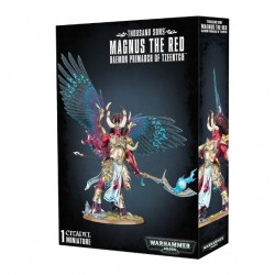 Thousand Sons Magnus The Red