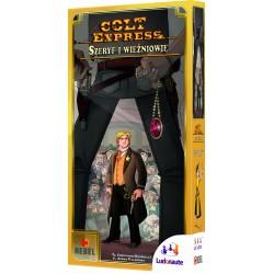 Colt Express: Szeryf i Więźniowie