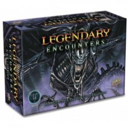 Legendary Encounters: An Alien Deck Building Game Expantion