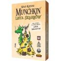 Munchkin - Lista Skarbów