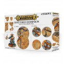 Age of Sigmar: Shattered Dominion: 65 & 40mm Round