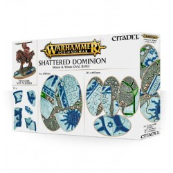 Age of Sigmar: Shattered Dominion: 60 & 90mm Oval