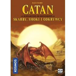 Catan: Skarby, Smoki i Odkrywcy