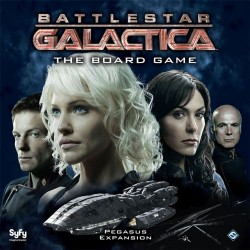 Battlestar Galactica: Pegasus [ENG] bez folii