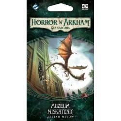 Horror w Arkham: LCG – Zestaw Mitów – Muzeum Miskatonic