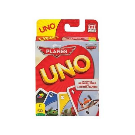 UNO Samoloty, gra karciana Uno, BGG50