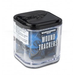 Warhammer 40000: Wound Trackers Dice Set