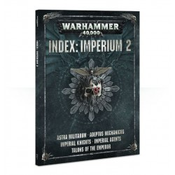 Warhammer 40000 Index: Imperium 1 (english)