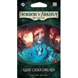 Horror w Arkham LCG: Gdzie Czeka Zagłada